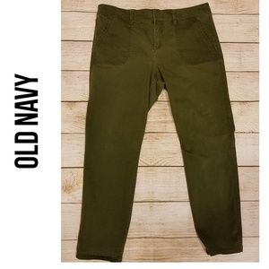 Old Navy Pixie Sateen Ankle Pants - Size 12